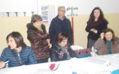 ALFABETIZZAZIONE LINGUISTICA Anteas Sassari – Progetto volto al superamento del divario linguistico rivolto alla popolazione meno abbiente