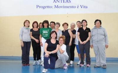 MOVIMENTO E VITA Anteas Sassari – progetto dedicato all'invecchiamento attivo