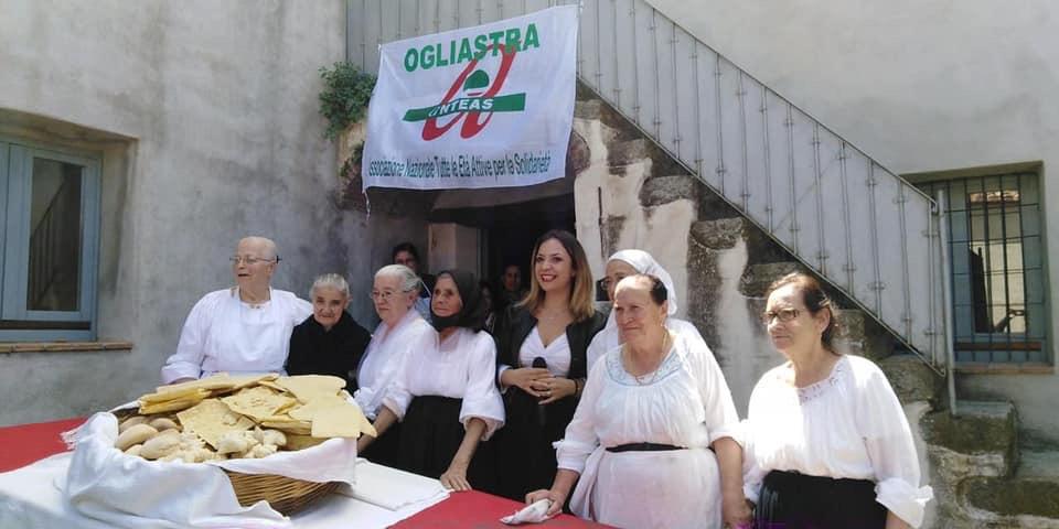 L'Anteas Ogliastra alla riscoperta di sapori antichi