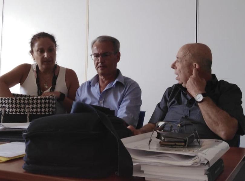 Consiglio Direttivo Anteas Sardegna