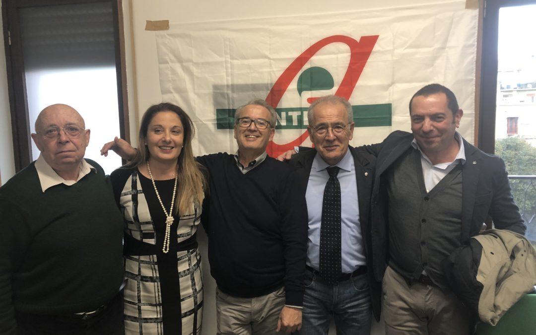 RINNOVO UFFICIO DI PRESIDENZA REGIONALE