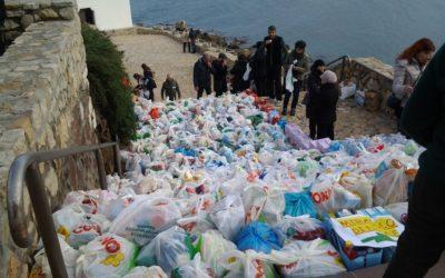 MIRACOLO DI NATALE di Anteas Sassari – progetto raccolta pacchi dono per bisognosi