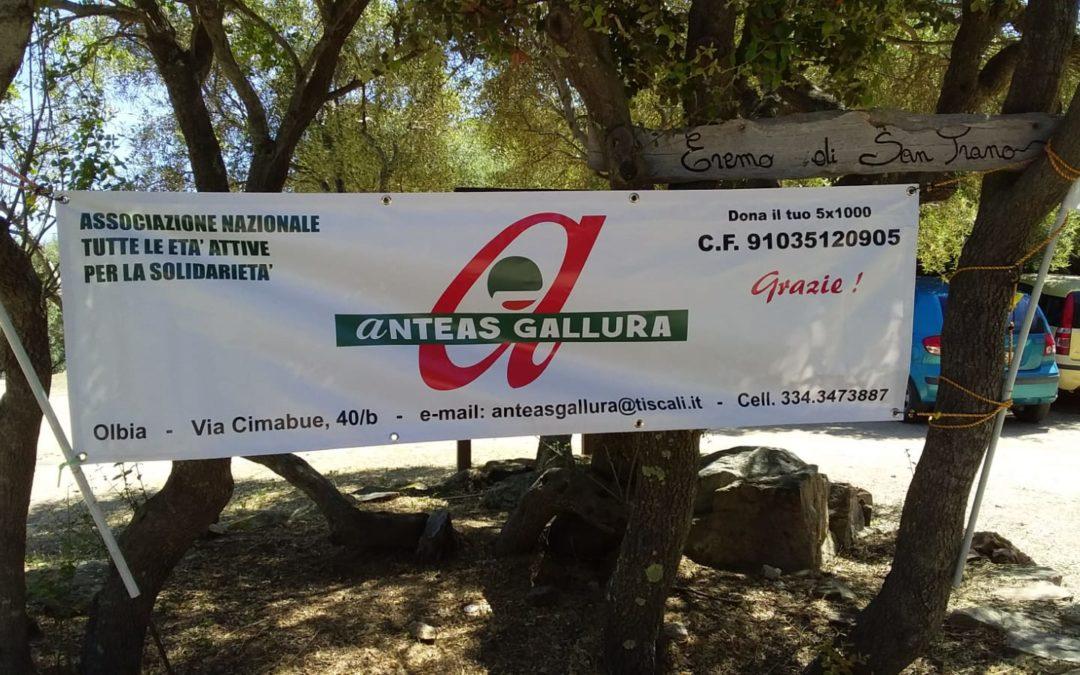 Festa del tesseramento 2019 ANTEAS Gallura