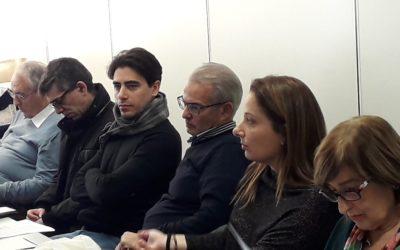 Direttivo Anteas Sardegna dicembre 2019