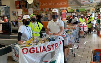 Un'altra raccolta solidale per Anteas Ogliastra