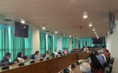 Anteas Gallura presente alla prima riunione del Tavolo delle associazioni della solidarietà.