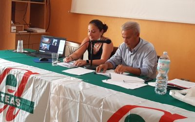 Finalmente di nuovo insieme! Anteas Sardegna riunisce l'assemblea per l'approvazione del bilancio